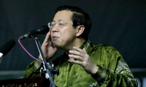Slap yourself, Guan Eng