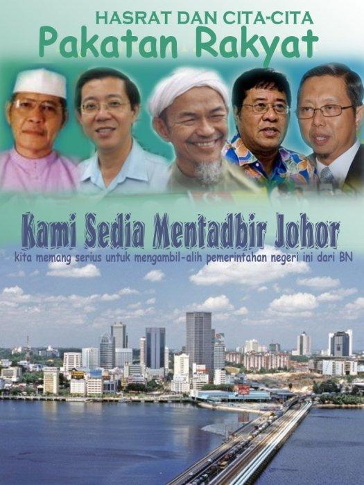 Gunning for Johor