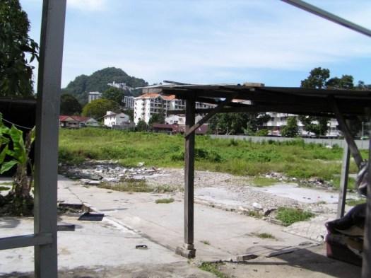 Kampung Haji Mahmood now