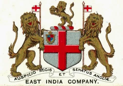 Coat of Arms of the British East Hindia Company