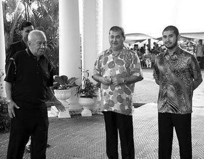 Sultan Yem & Ayah & Anak